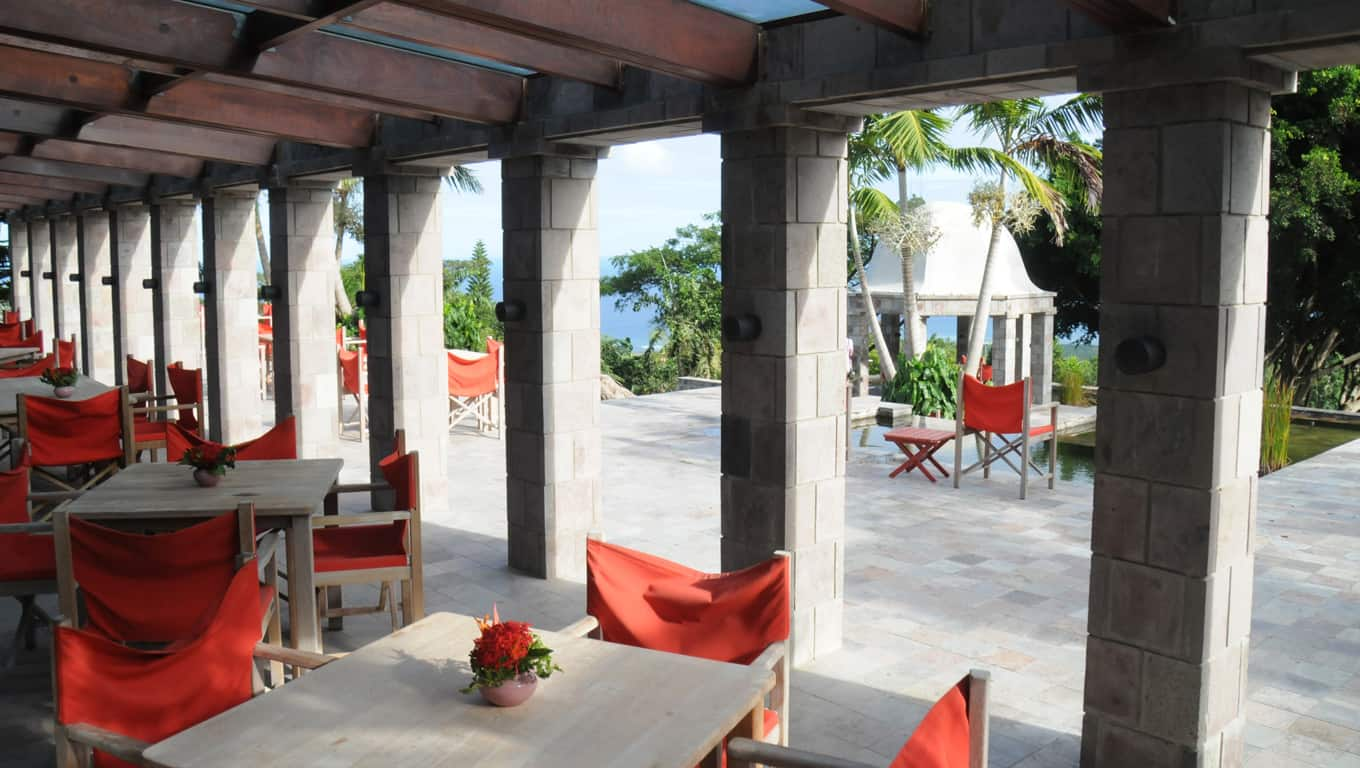 Golden Rock Plantation Inn - Nevis