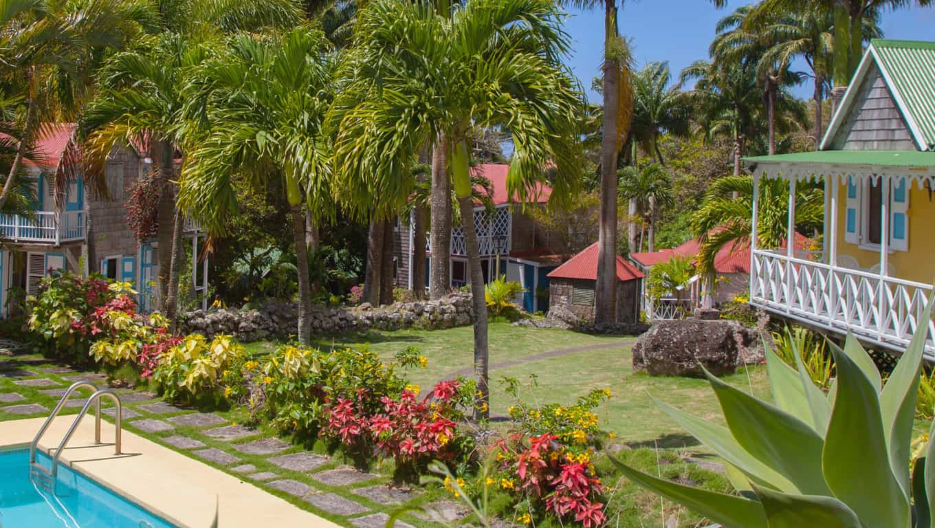 The Hermitage Plantation Inn - Nevis