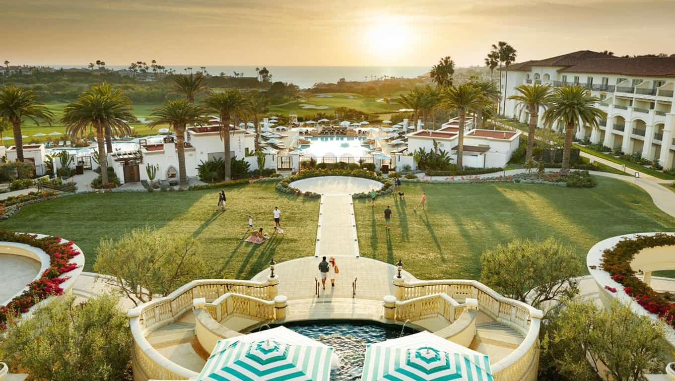 Monarch Beach Resort - Dana Point, California
