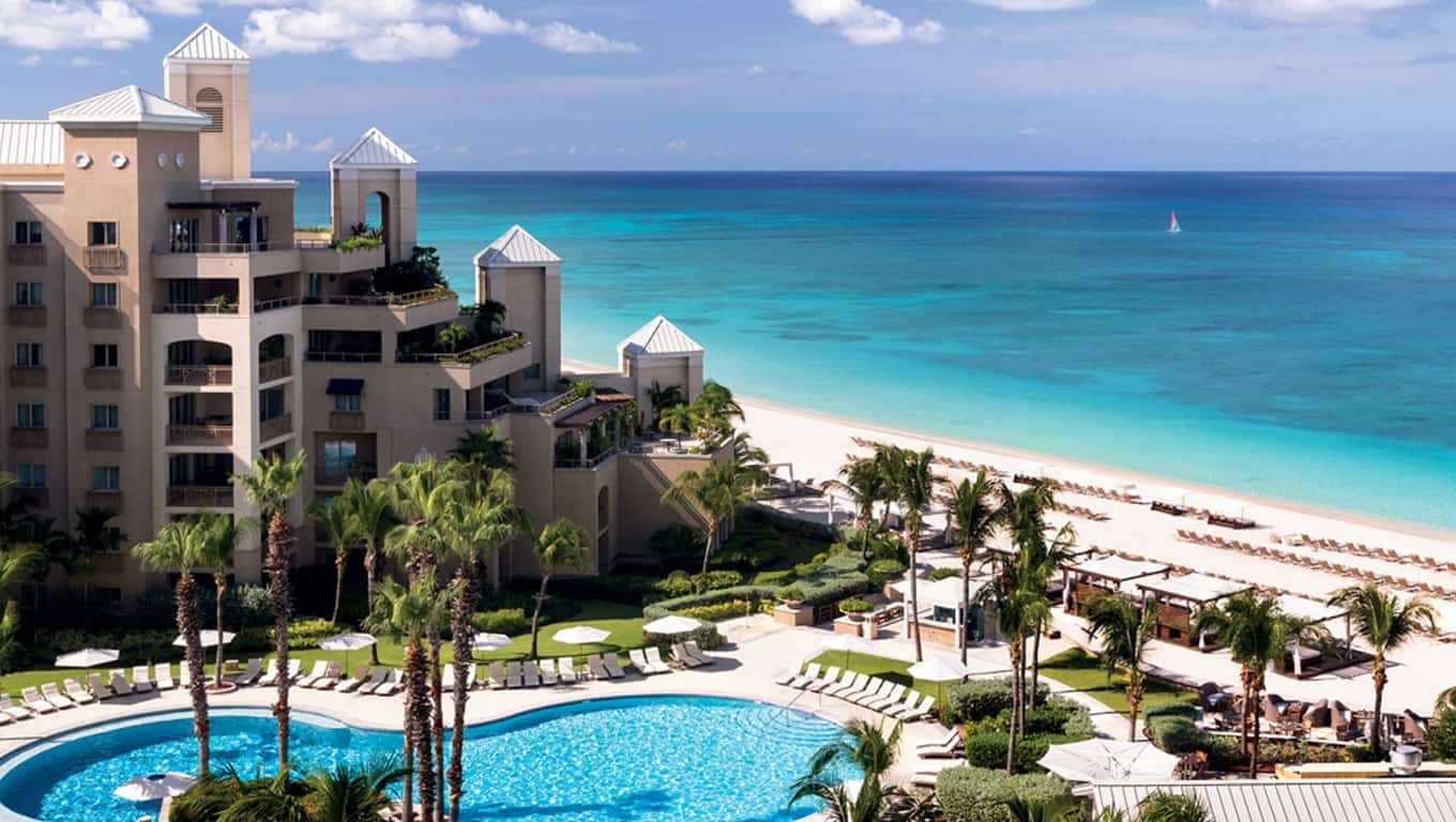 The Ritz-Carlton - Grand Cayman, Cayman Islands