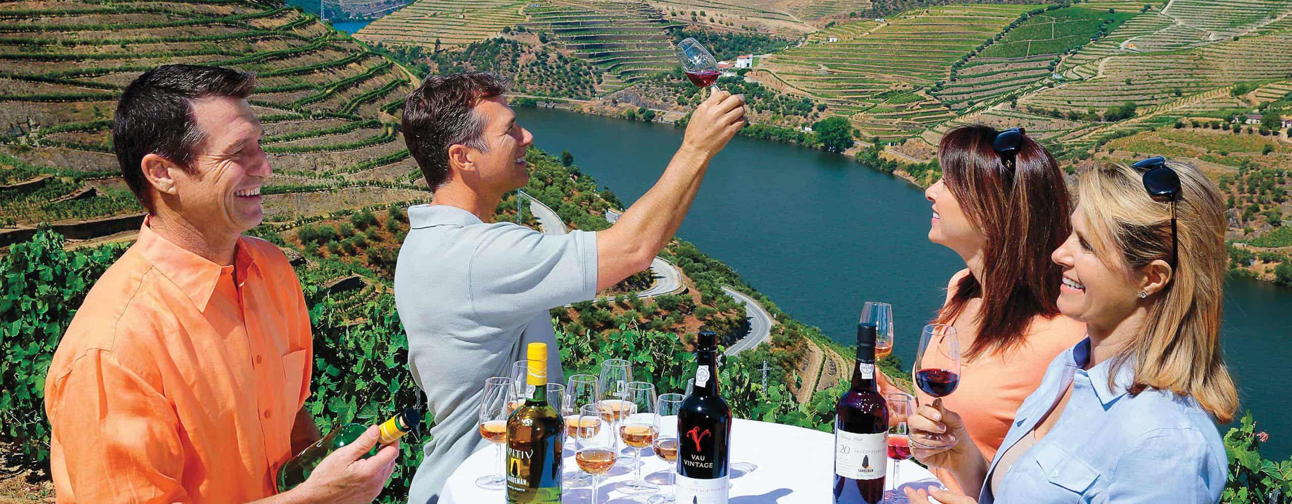 European Wine River Cruises